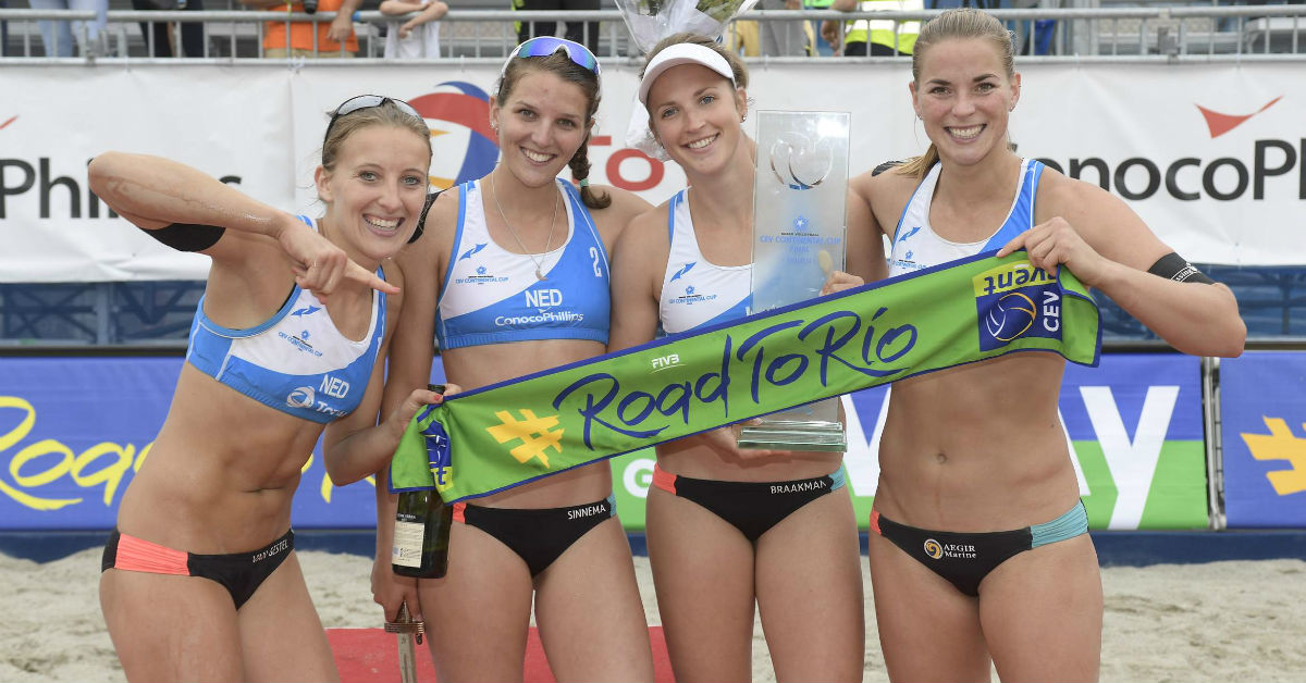 Top 10 Good Looking Female Volleyball Players 2020 Sports Show