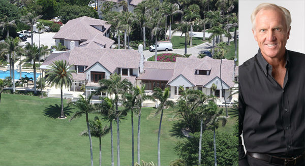 Greg Norman House