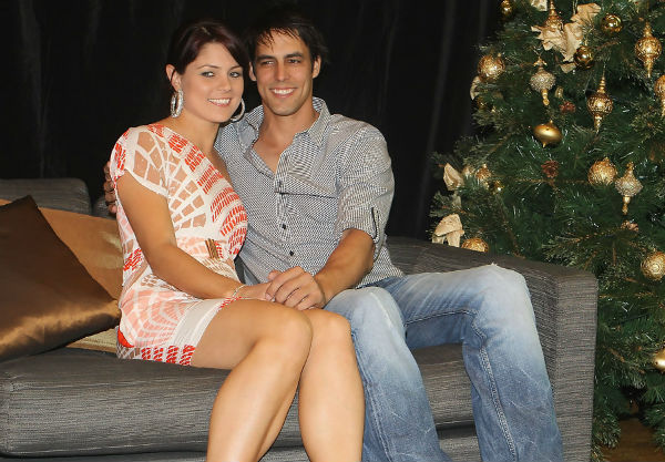 Jessica Bratich and Mitchell Johnson