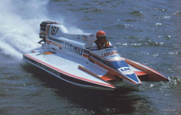 Best F1 Powerboat Racers