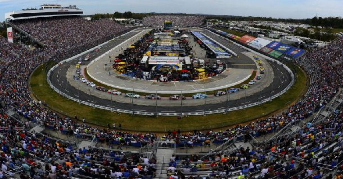 Lengthiest NASCAR Race Tracks of the National series