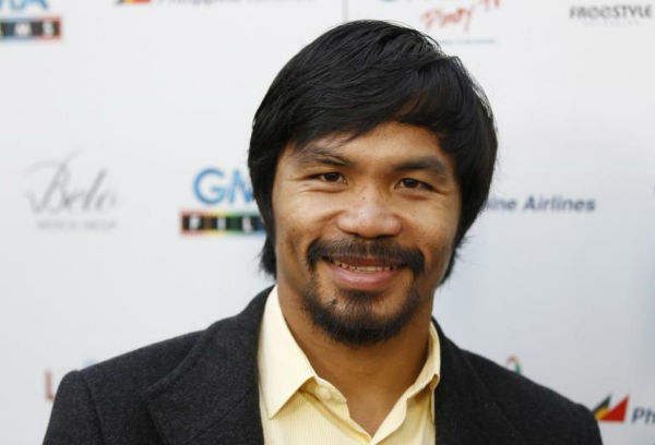 Manny Pacquiao Pop Culture