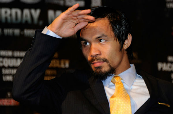Manny Pacquiao Tax Evasion Case