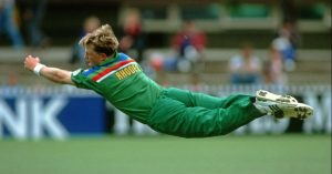 Players with Most Catches in ICC World Cups