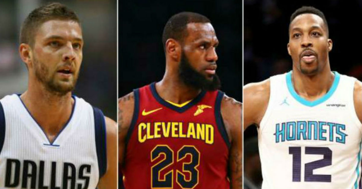 Most Handsome NBA Players