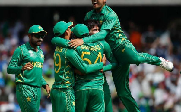 Pakistan vs India Champions Trophy Final 2017
