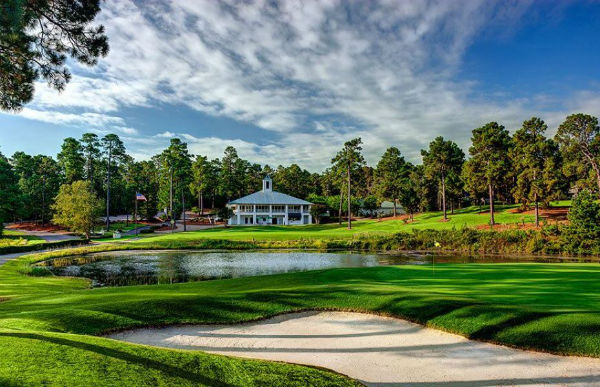 Pinehurst Country Club Best Golf Courses