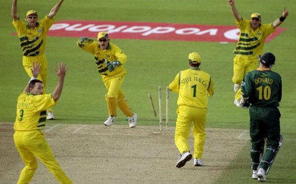 South Africa Vs Australia 1999