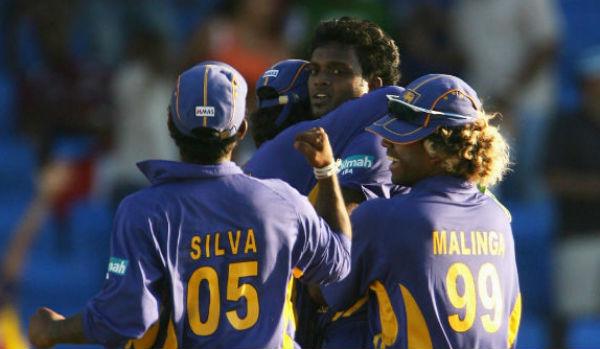 Sri Lanka vs England Super 8 Match 2007