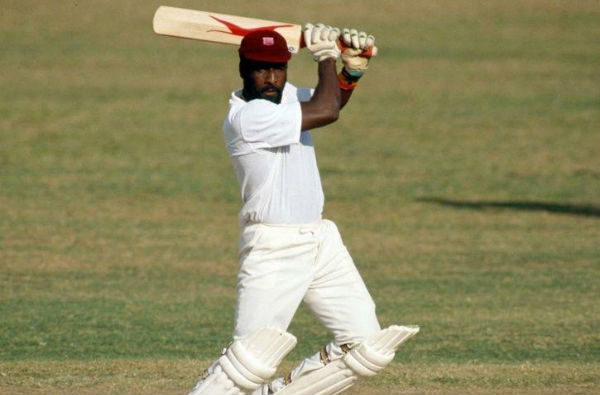 West Indian Batsman Viv Richards