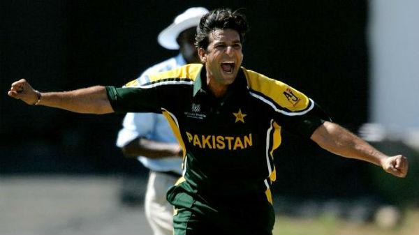 Pakistani Bowler Wasim Akram