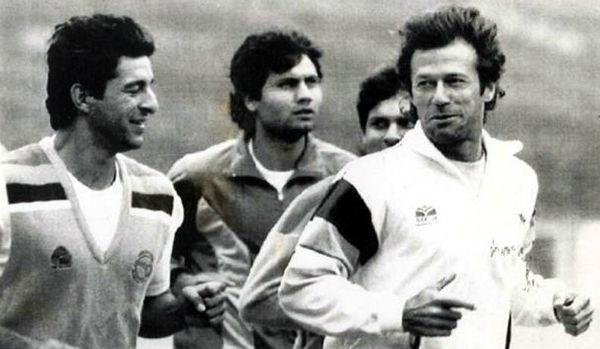 West Indies vs Pakistan 1987