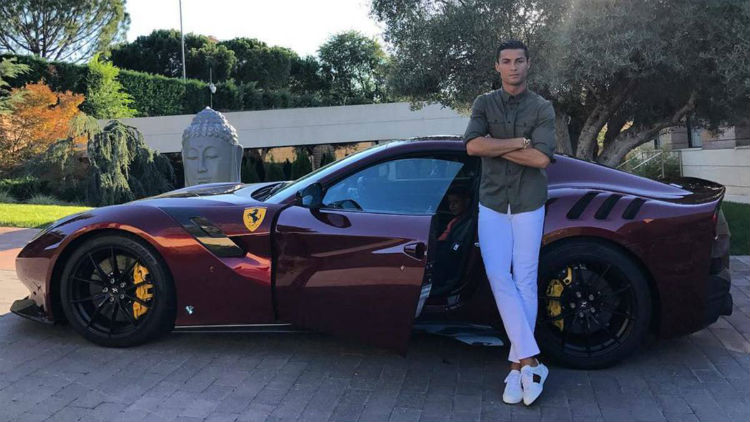 Athletes With The Biggest Car Collections