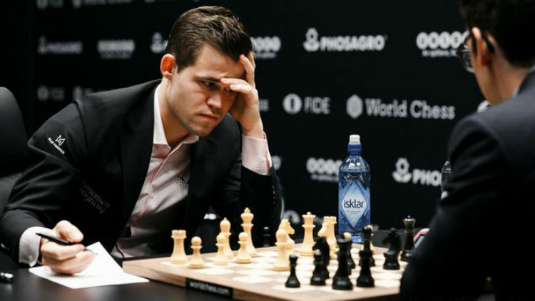 Top 10 Best Chess Players In The World Right Now