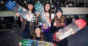 Best Female Skateboarders in the World
