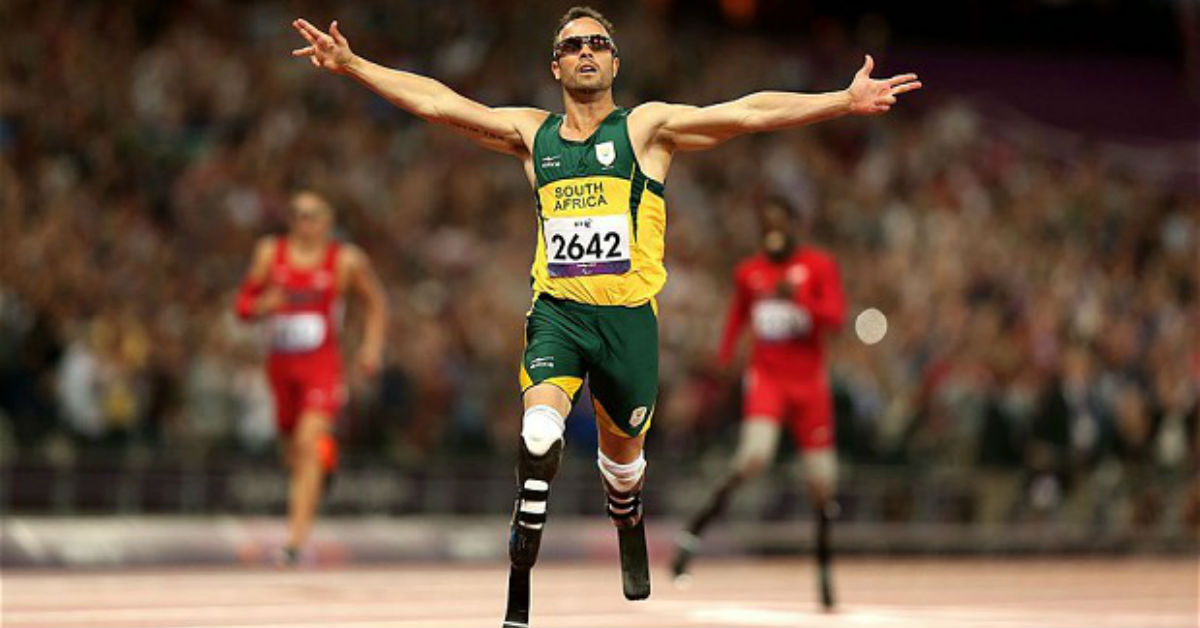 Athletes with Disabilities Who Competed in the Paralympics