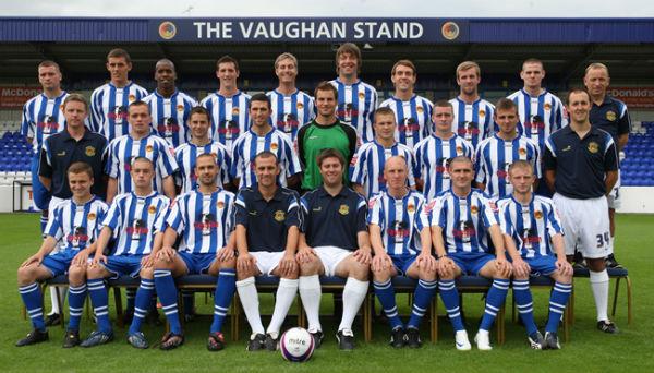 Chester City FC