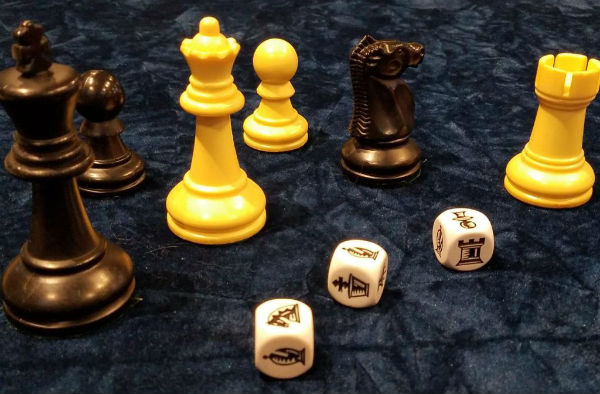 Dice Chess