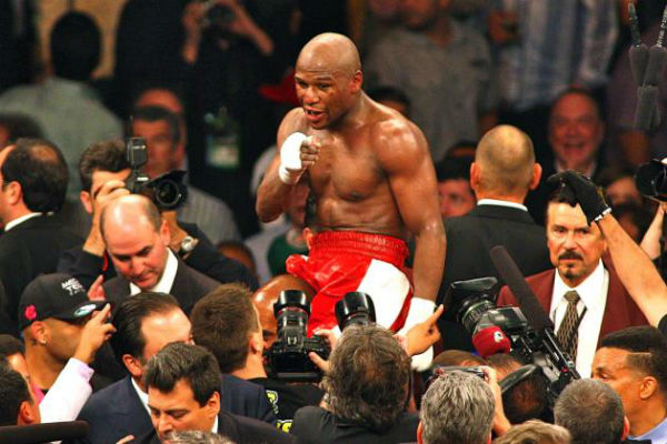 Floyd Mayweather Amazing Facts