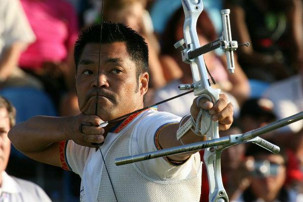 One of the greatest archers Hiroshi Yamamoto