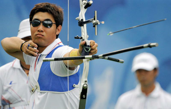 One of the greatest archers Im Dong Hyun
