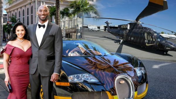 Car Collection of Kobe Bryant