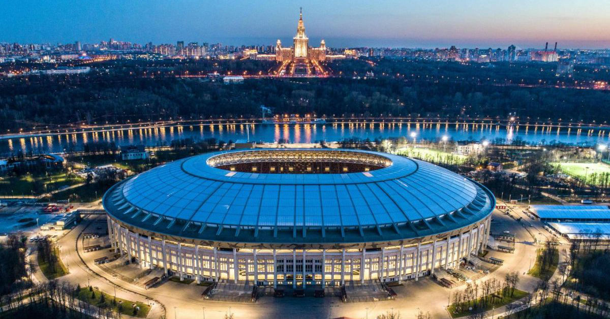 Largest Stadiums in the World by Seating Capacity