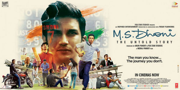 MS Dhoni: Untold Story