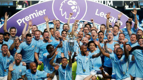 Premier League Winner 2017-18