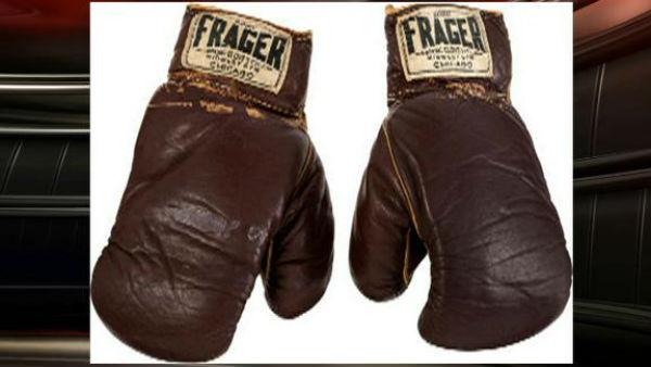 Muhammad Ali Gloves