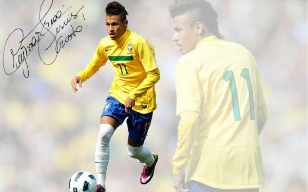 Neymar Recent Wallpapers