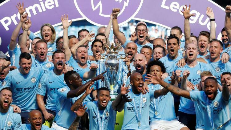 English Premier League champions