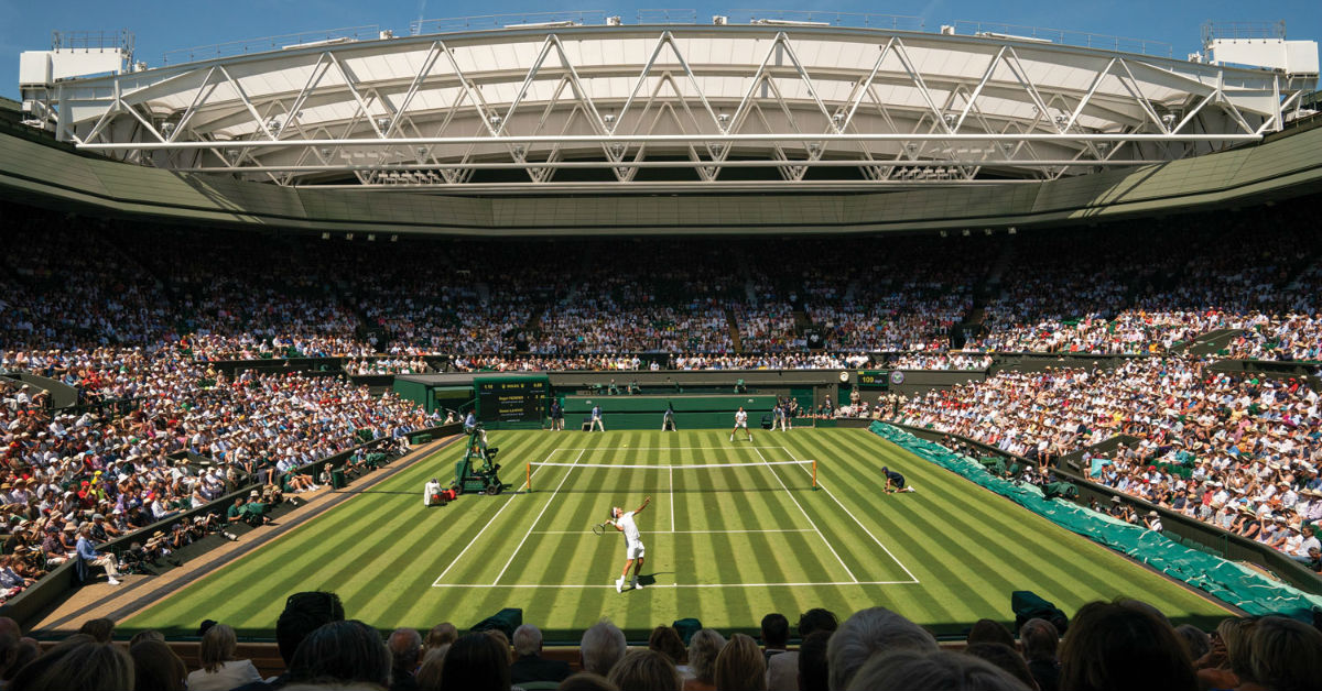 Best Tennis Grounds with Highest Seating Capacity