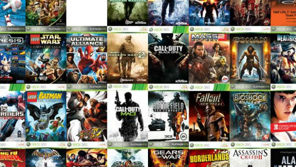 Games of Gaming Consoles