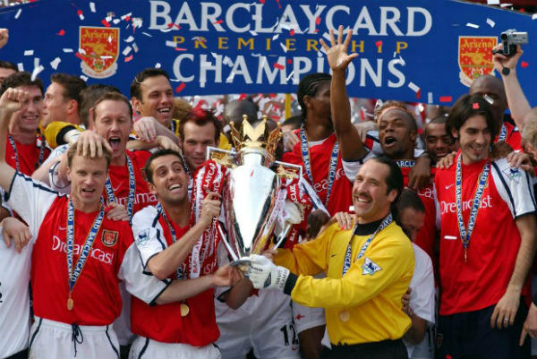 Premier League Winner 2001-02