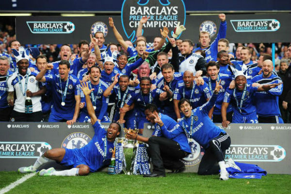 Premier League Winner 2009-10