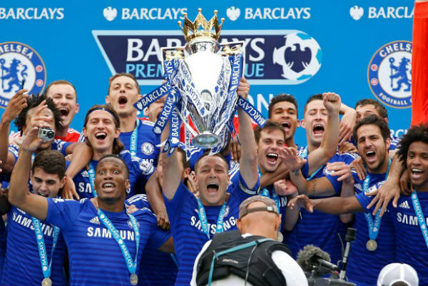 Premier League Winner 2014-15