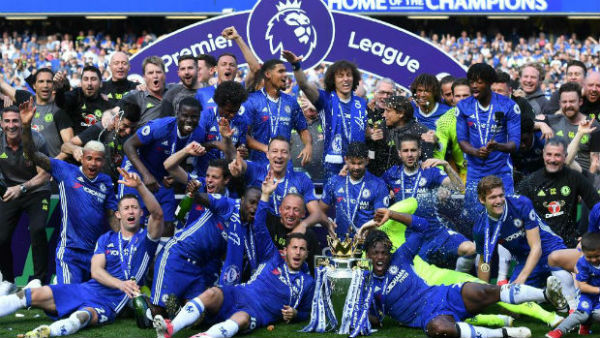 Premier League Winner 2016-17