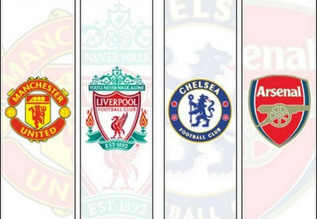 The big four of EPL