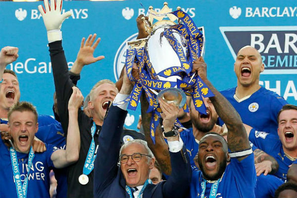 Premier League Winner 2015-16