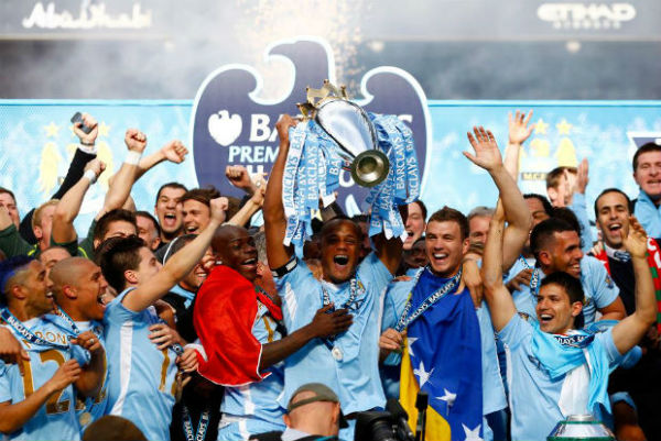 Premier League Winner 2011-12