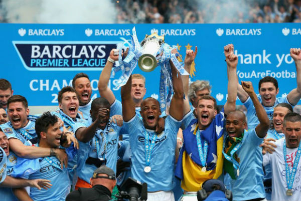 Premier League Winner 2013-14