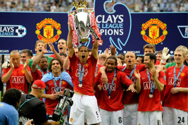 Premier League Winner 2007-08