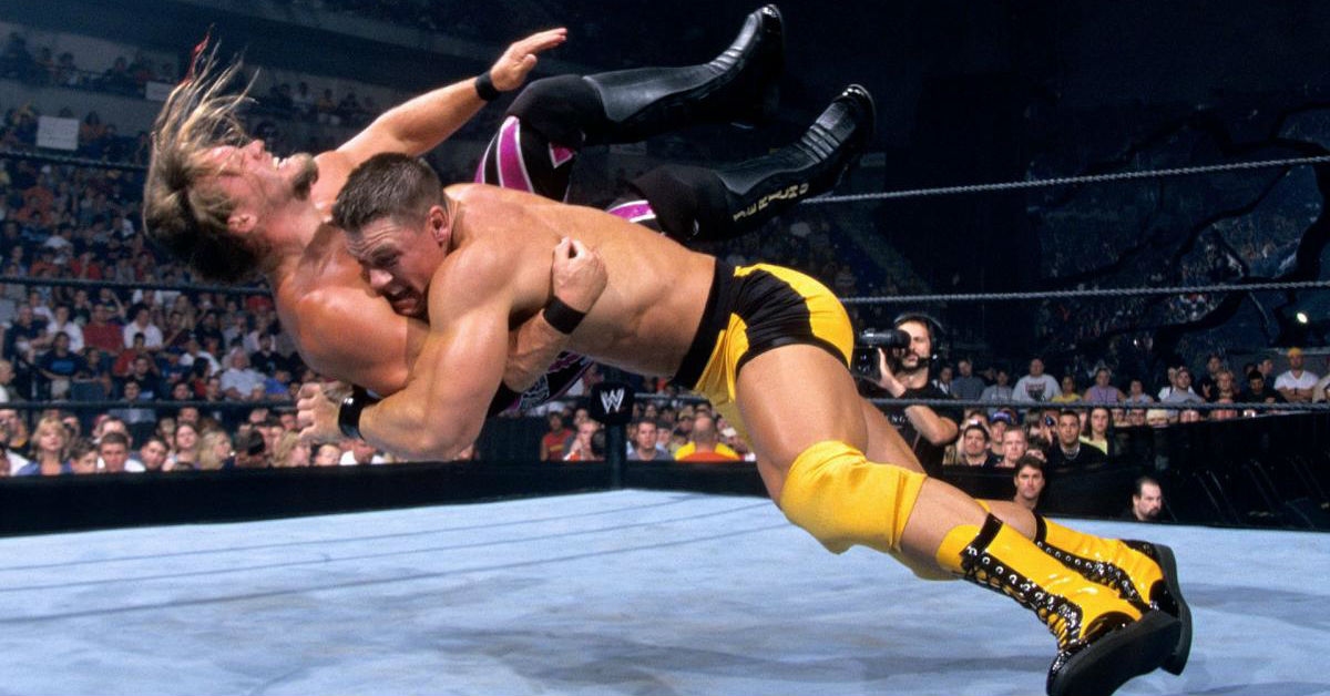 Most Entertaining Aerial Wrestlers In WWE History