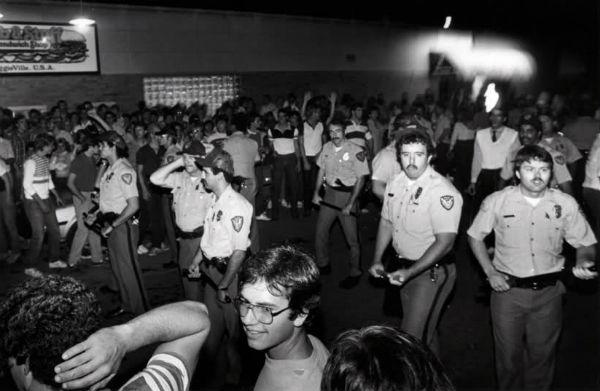 Aggieville Riots