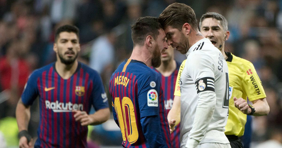 Best El Clasico Moments In Football History