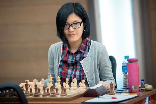 Grandmaster Hou Yifan
