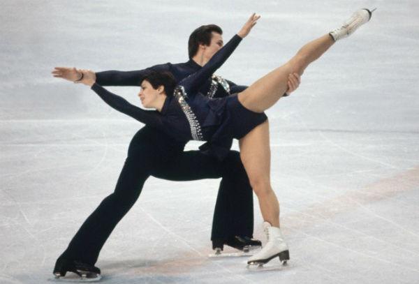 Irina Rodnina And Alexander Zaitsev
