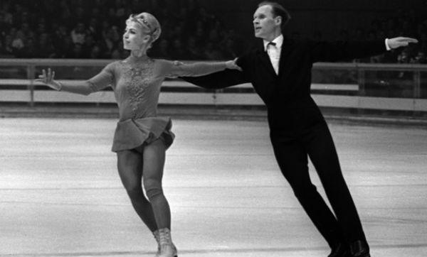 Lyudmila Belousova And Oleg Protopopov