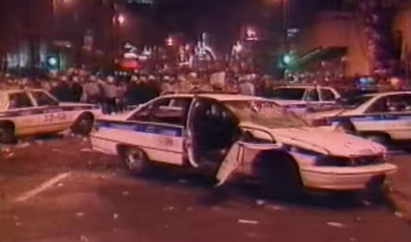 Montreal Stanley Cup Riot